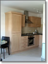 Kitchen of rental apartment in Maidenhead, Berkshire